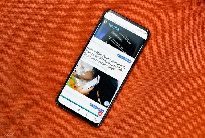 Trên tay Nubia Z20 - smartphone