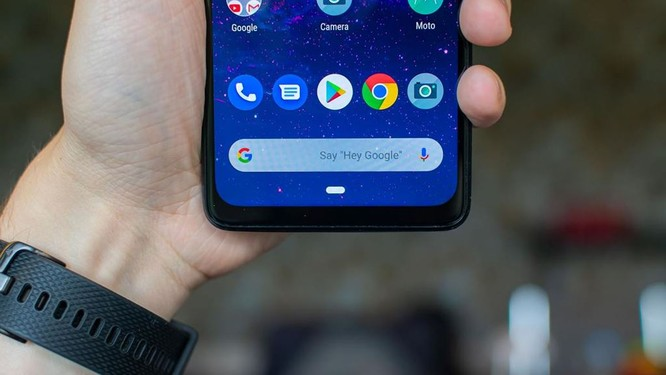 Motorola One Action ra mắt: điểm nhấn camera góc siêu rộng ảnh 5
