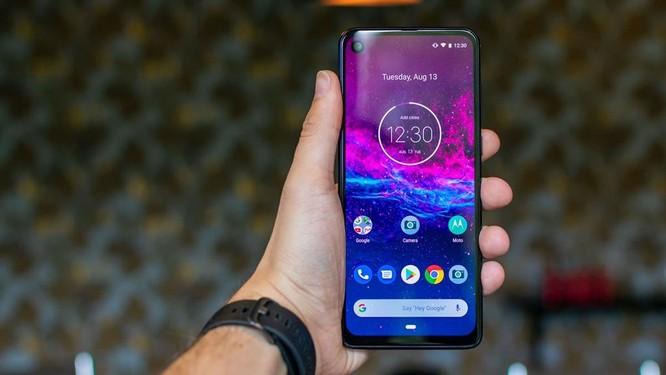 Motorola One Action ra mắt: điểm nhấn camera góc siêu rộng ảnh 8
