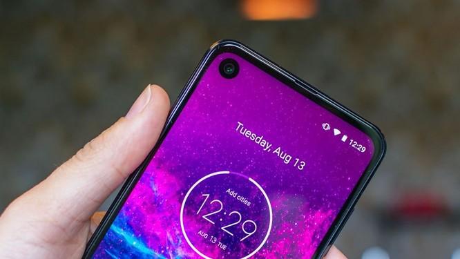 Motorola One Action ra mắt: điểm nhấn camera góc siêu rộng ảnh 9