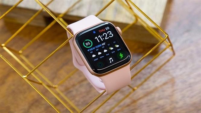 Apple Watch Series 5 sẽ ra mắt vào mùa thu này ảnh 1