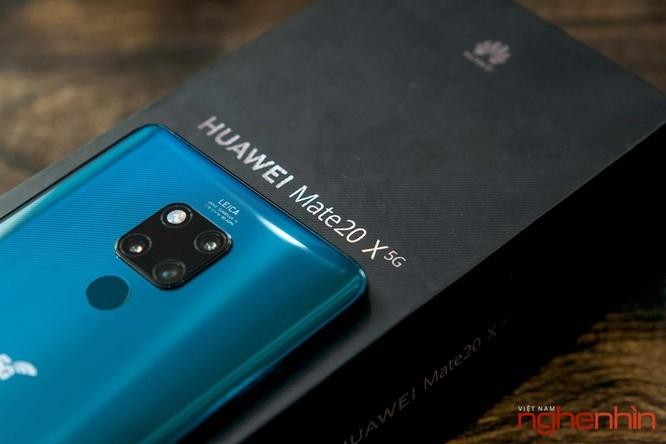 Trên tay Huawei Mate 20X 5G đầu tiên tại Việt Nam giá 17 triệu ảnh 3