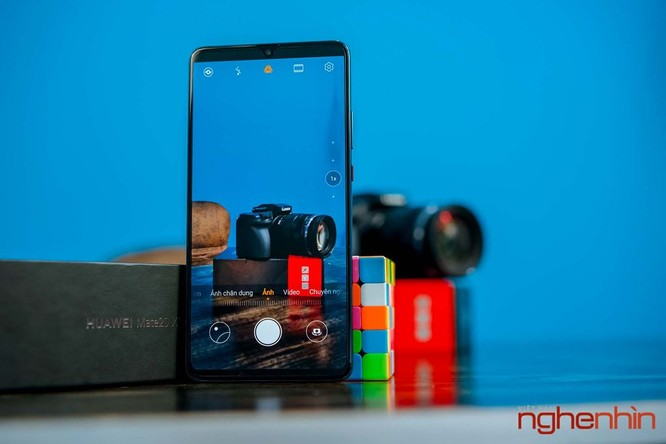 Trên tay Huawei Mate 20X 5G đầu tiên tại Việt Nam giá 17 triệu ảnh 7