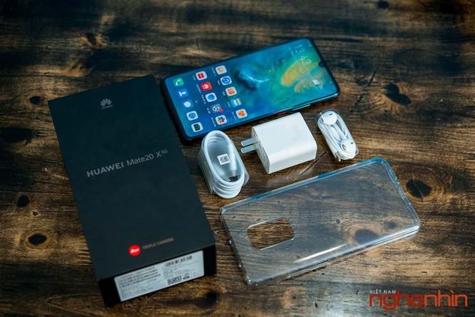 Trên tay Huawei Mate 20X 5G đầu tiên tại Việt Nam giá 17 triệu ảnh 13