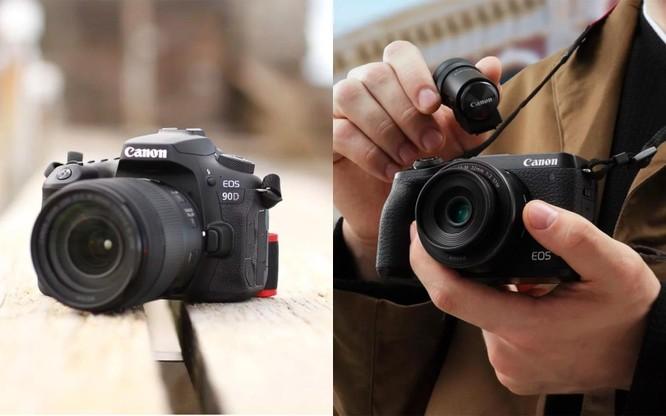 Rò rỉ bộ đôi máy ảnh DSLR EOS 90D và mirrorless EOS M6 Mark II sắp ra mắt của Canon ảnh 1
