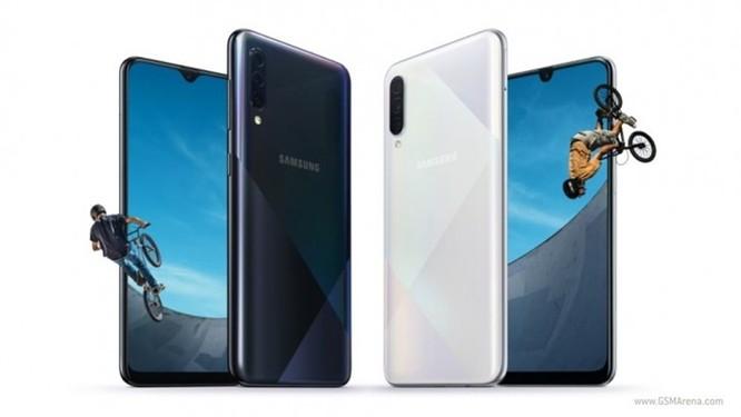 Samsung Galaxy A50s và A30s ra mắt với camera mới, mặt sau đẹp hơn ảnh 1