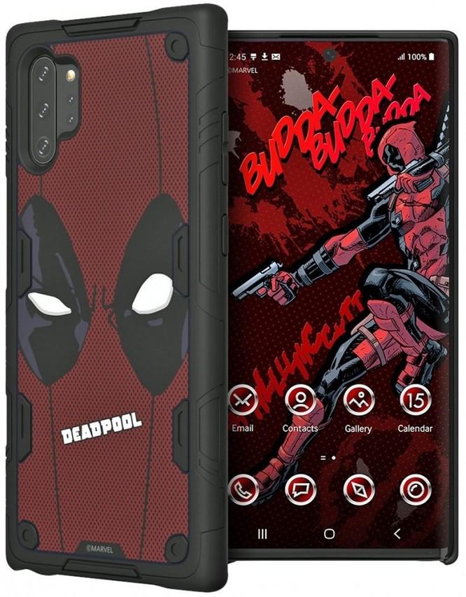 """Samsung sẽ phát hành """"smart case"""" Marvel đặc biệt cho Note 10 series ảnh 2"""