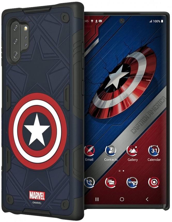 """Samsung sẽ phát hành """"smart case"""" Marvel đặc biệt cho Note 10 series ảnh 4"""