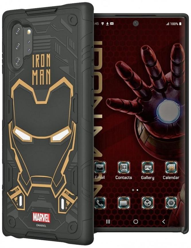 """Samsung sẽ phát hành """"smart case"""" Marvel đặc biệt cho Note 10 series ảnh 5"""