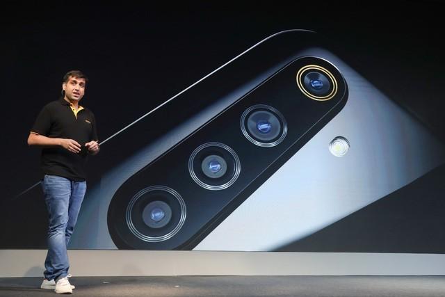 Ra mắt Realme 5 và 5 Pro, Realme chính thức bước sang kỷ nguyên quad-camera - Ảnh 3.