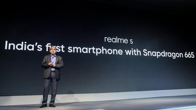 Ra mắt Realme 5 và 5 Pro, Realme chính thức bước sang kỷ nguyên quad-camera - Ảnh 4.