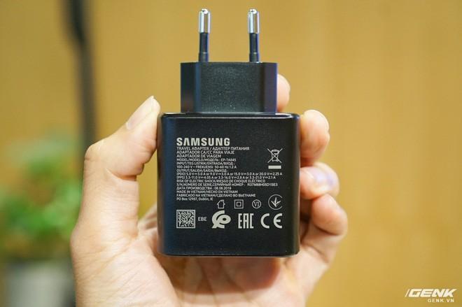 Trải nghiệm sạc nhanh củ sạc 45W và 25W của Samsung Galaxy Note10+, kết quả thật bất ngờ! - Ảnh 7.