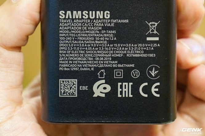 Trải nghiệm sạc nhanh củ sạc 45W và 25W của Samsung Galaxy Note10+, kết quả thật bất ngờ! - Ảnh 8.