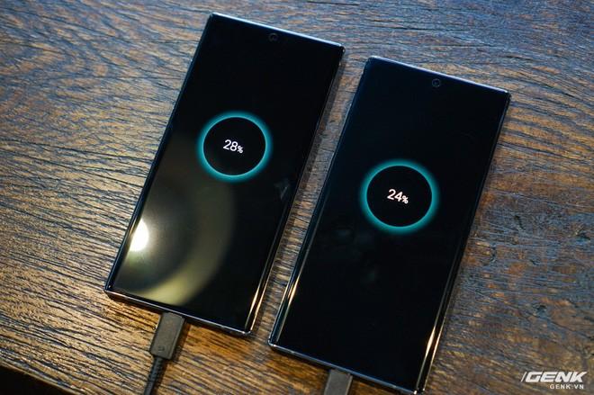 Trải nghiệm sạc nhanh củ sạc 45W và 25W của Samsung Galaxy Note10+, kết quả thật bất ngờ! - Ảnh 10.