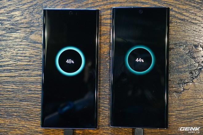 Trải nghiệm sạc nhanh củ sạc 45W và 25W của Samsung Galaxy Note10+, kết quả thật bất ngờ! - Ảnh 11.