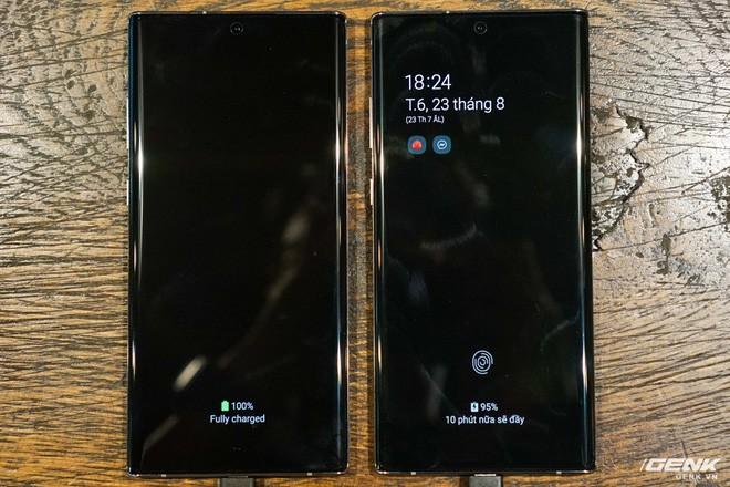 Trải nghiệm sạc nhanh củ sạc 45W và 25W của Samsung Galaxy Note10+, kết quả thật bất ngờ! - Ảnh 16.