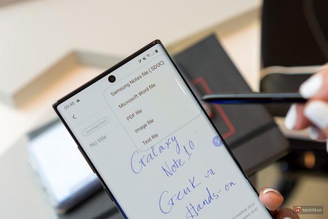Điểm qua một vài tính năng thay thế laptop trên Galaxy Note10 mà bạn có thể thử ngay - Ảnh 4.