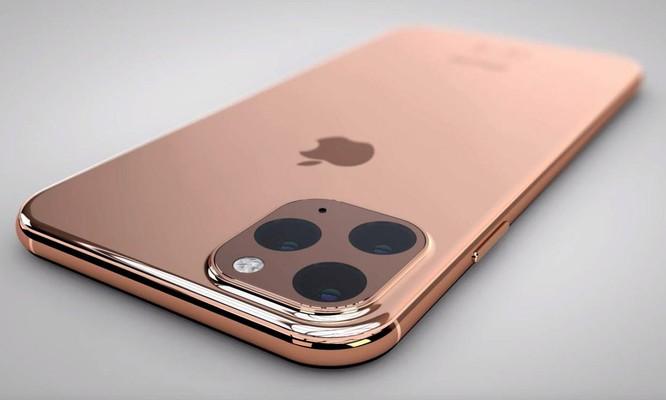 Mẫu iPhone 11 sắp ra mắt