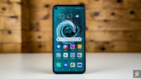 Huawei Nova 5T ra mắt: Kirin 980, RAM 8GB, 4 camera và giá hơn 8 triệu ảnh 2