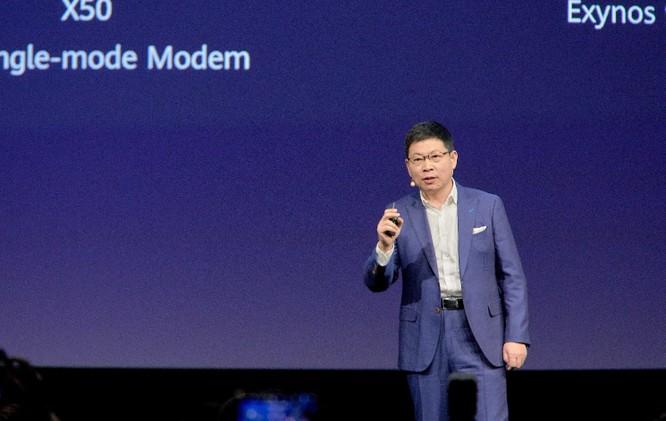 Huawei ra mắt siêu chip Kirin 990: Tăng cường xử lý hình ảnh, kết nối 5G nhanh nhất ảnh 1