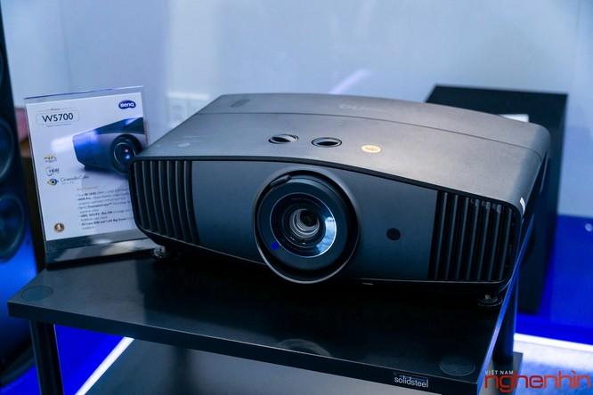 BenQ ra mắt hai mẫu máy chiếu 4K UHD, tích hợp công nghệ Cinematic Color giá từ 60 triệu ảnh 1