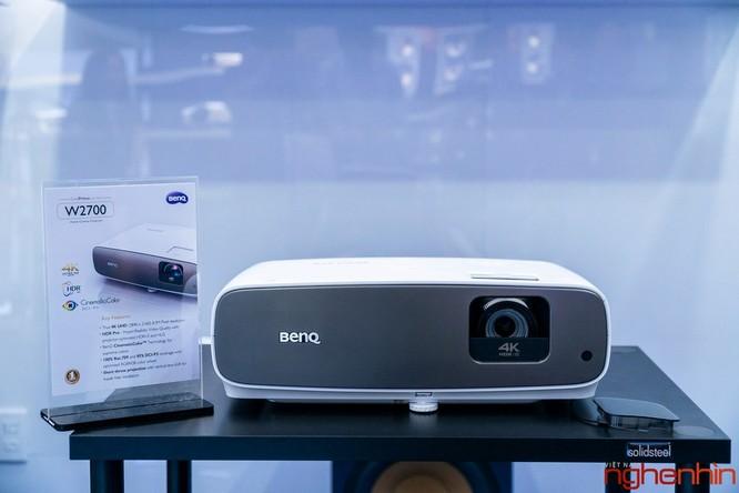 BenQ ra mắt hai mẫu máy chiếu 4K UHD, tích hợp công nghệ Cinematic Color giá từ 60 triệu ảnh 14