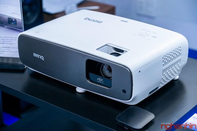 BenQ ra mắt hai mẫu máy chiếu 4K UHD, tích hợp công nghệ Cinematic Color giá từ 60 triệu ảnh 2