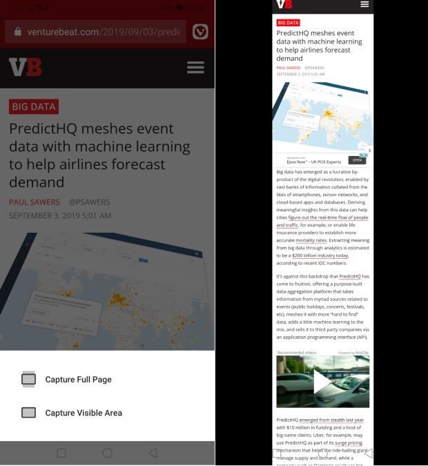 Trình duyệt web Vivaldi chính thức xuất hiện trên di động - Ảnh 7.