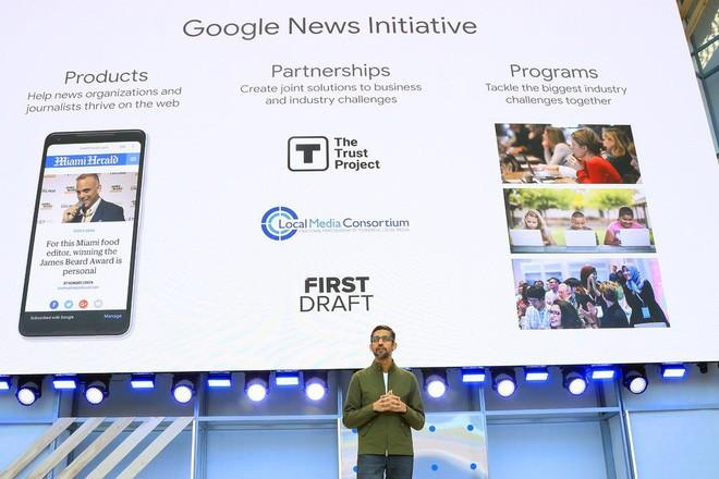 Google đang thay đổi thuật toán tìm kiếm, ưu tiên hơn các loại tin tức gốc - Ảnh 2.