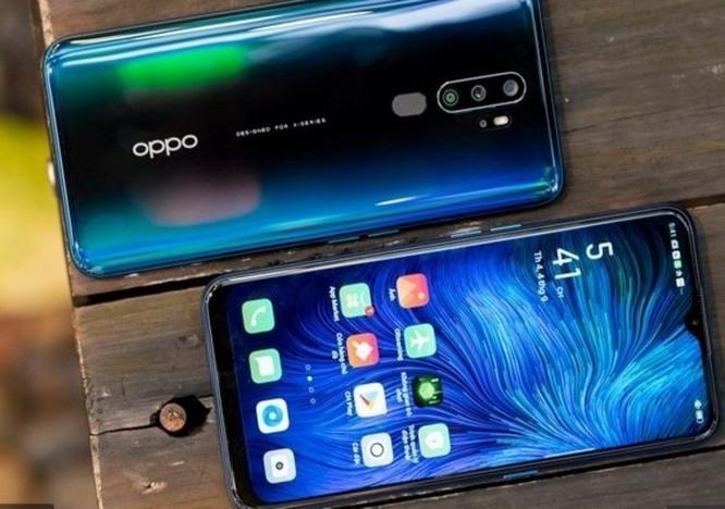 Hơn cả iPhone 11, OPPO A9 (2020) gây sốt với cụm 4 camera ảnh 1