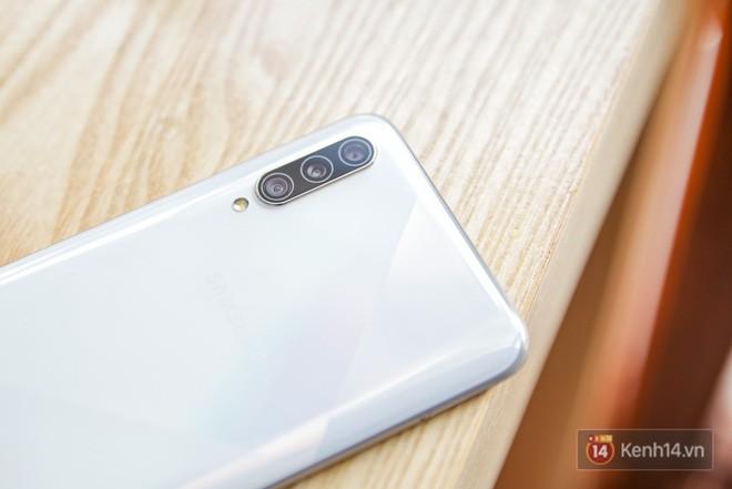Đánh giá tổng thể Galaxy A50s: Nâng cấp nhỏ - thay đổi lớn - Ảnh 4.