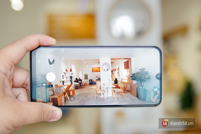 Đánh giá tổng thể Galaxy A50s: Nâng cấp nhỏ - thay đổi lớn - Ảnh 10.