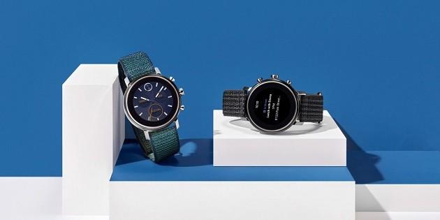 Movado chính thức bán ra đồng hồ thông minh Connect 2.0 ảnh 1