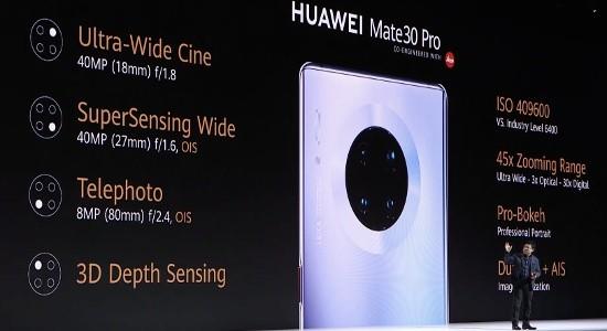 """Huawei Mate 30 Pro chính thức: Nhiều tính năng """"đỉnh"""" ảnh 10"""