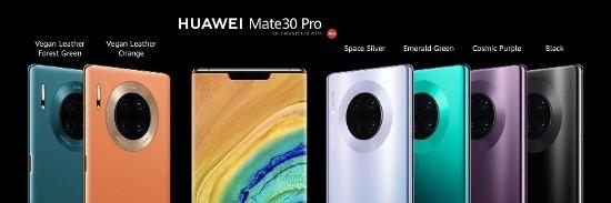 """Huawei Mate 30 Pro chính thức: Nhiều tính năng """"đỉnh"""" ảnh 13"""