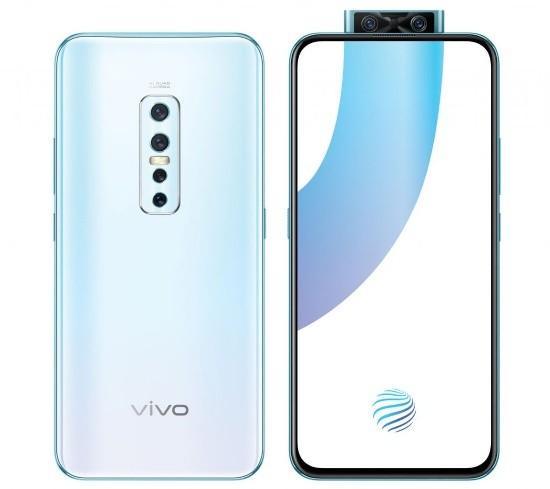Vivo V17 Pro :Smartphone camera selfie kép pop up đầu tiên trên thế giới có gì hay ảnh 1