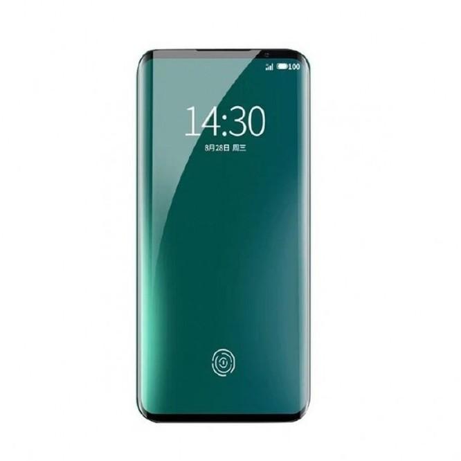 Meizu 17 lộ diện: thiết kế màn hình cong tương tự Galaxy S ảnh 1