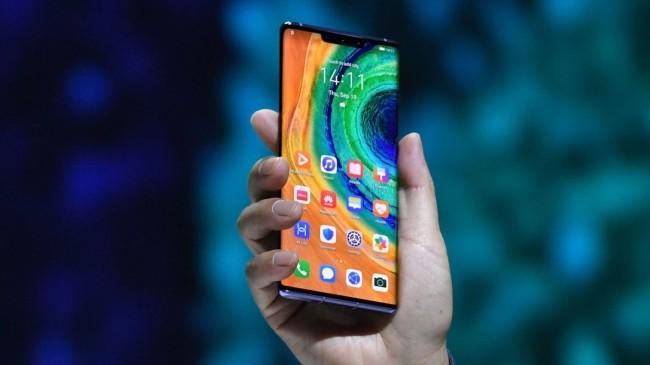 Bất chấp việc bị Google dừng hợp tác, Huawei Mate 30 vẫn cháy hàng ảnh 1