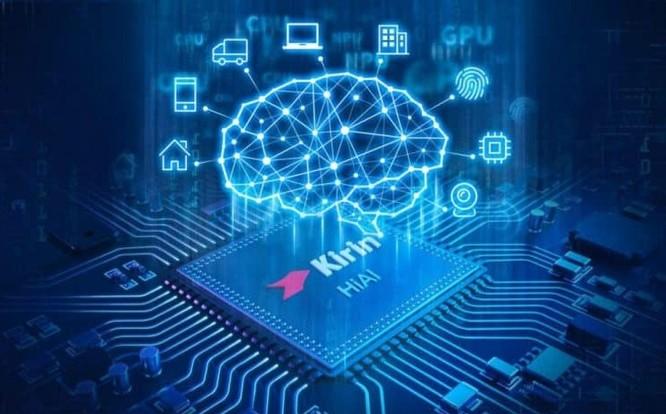 Huawei đã bắt đầu phát triển chip Kirin 1000 ảnh 1