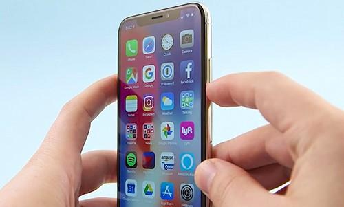 Phím nguồn trên iPhone đang có thiết kế lớn hơn. Ảnh:Gadget Hacks.