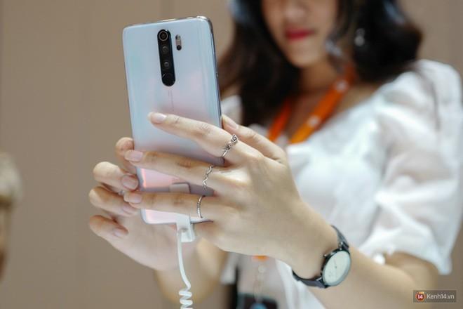 Cận cảnh loạt 3 smartphone Redmi 8: Camera 64MP đầu tiên tại Việt Nam, pin 5000mAh, giá từ 2.990.000 đồng - Ảnh 1.