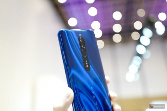 Cận cảnh loạt 3 smartphone Redmi 8: Camera 64MP đầu tiên tại Việt Nam, pin 5000mAh, giá từ 2.990.000 đồng - Ảnh 11.