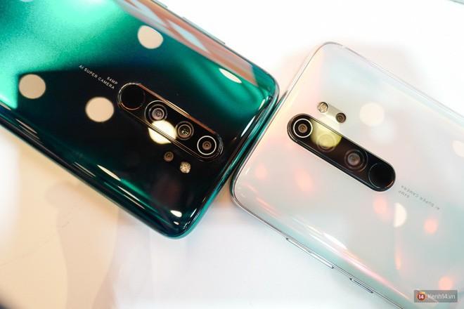Cận cảnh loạt 3 smartphone Redmi 8: Camera 64MP đầu tiên tại Việt Nam, pin 5000mAh, giá từ 2.990.000 đồng - Ảnh 3.