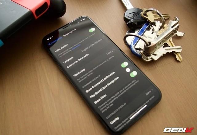 iOS 13: Cách kích hoạt và sử dụng tính năng điều khiển bằng giọng nói - Ảnh 1.