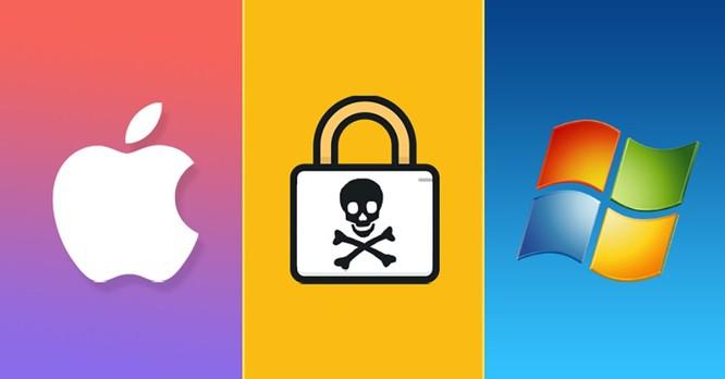 Apple iTunes và iCloud khiến lỗi khiến cho máy tính Windows bị dính mã độc ảnh 1