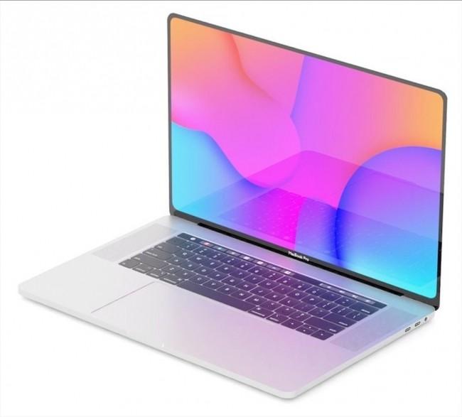 Lộ diện MacBook 16 inch viền mỏng hơn, bàn phím mới, giá lên đến 3000 USD ảnh 1
