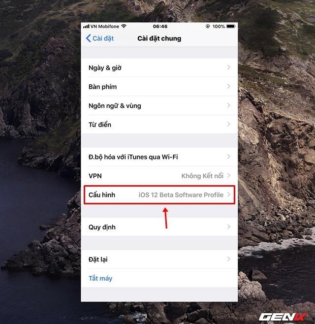iOS 13: Khắc phục lỗi không thể cài đặt bản cập nhật sau khi tải về - Ảnh 4.