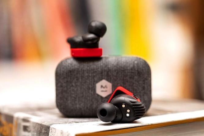 Tai nghe thể thao true wireless nhẹ nhất thế giới, pin 22 tiếng, driver Beryllium, giá từ 5,3 triệu đồng ảnh 4