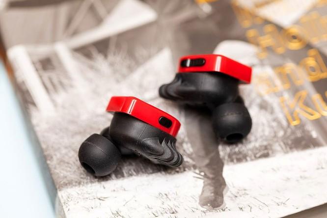 Tai nghe thể thao true wireless nhẹ nhất thế giới, pin 22 tiếng, driver Beryllium, giá từ 5,3 triệu đồng ảnh 3