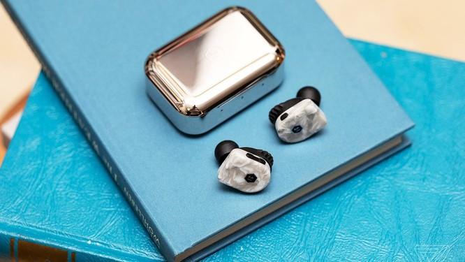 Tai nghe thể thao true wireless nhẹ nhất thế giới, pin 22 tiếng, driver Beryllium, giá từ 5,3 triệu đồng ảnh 7